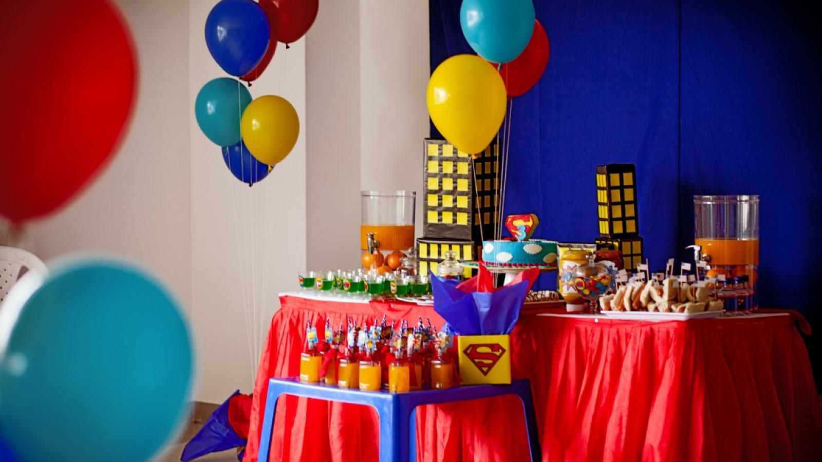 Decoracion de fiestas infantiles for Decoracion para pared infantil