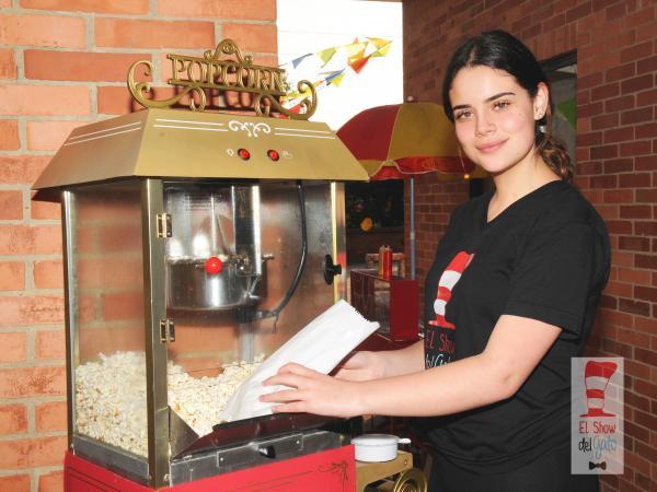 Máquina de Crispetas