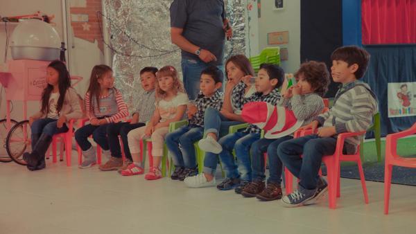 Recreación infantil Bogotá