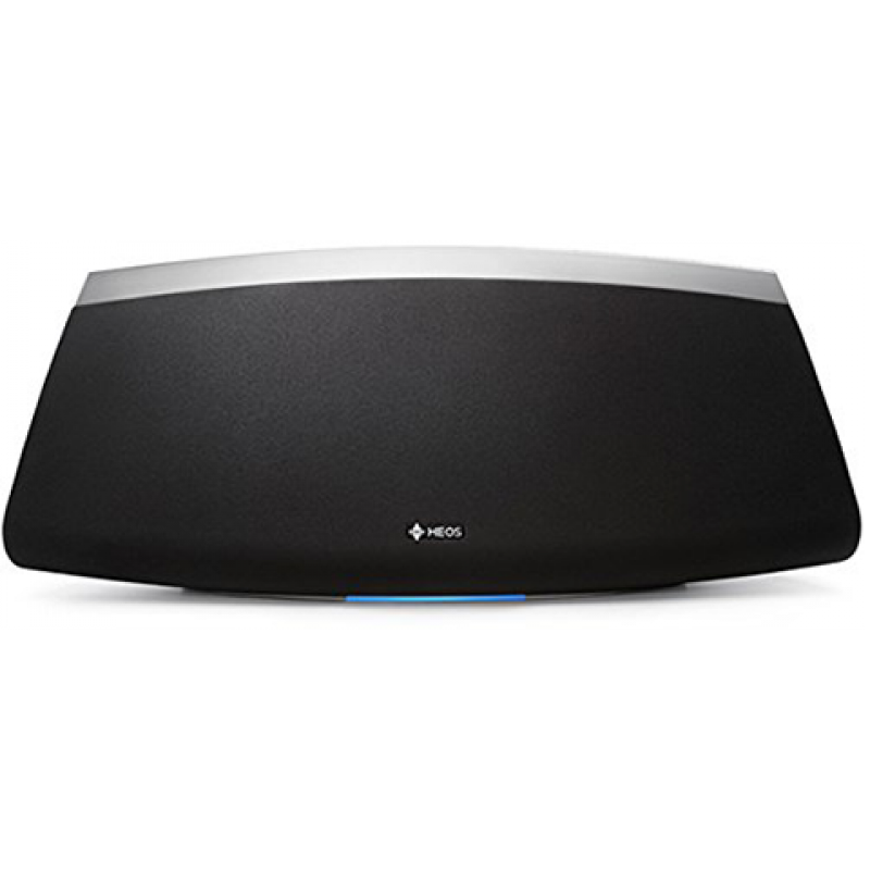 HEOS 7 High Res Audio with BT Five Driver Wireless Speaker (Black)