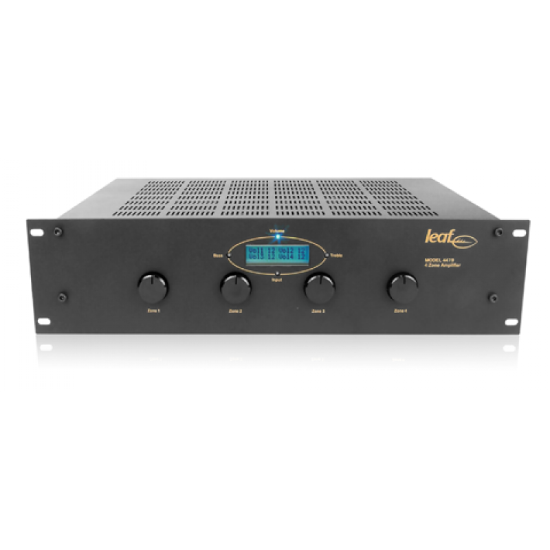Model 4470 4 Zone 220V Amplifier