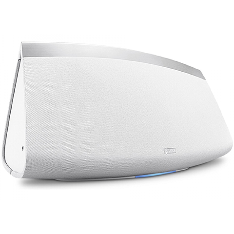 HEOS 7 High Res Audio with BT Five Driver Wireless Speaker (White)