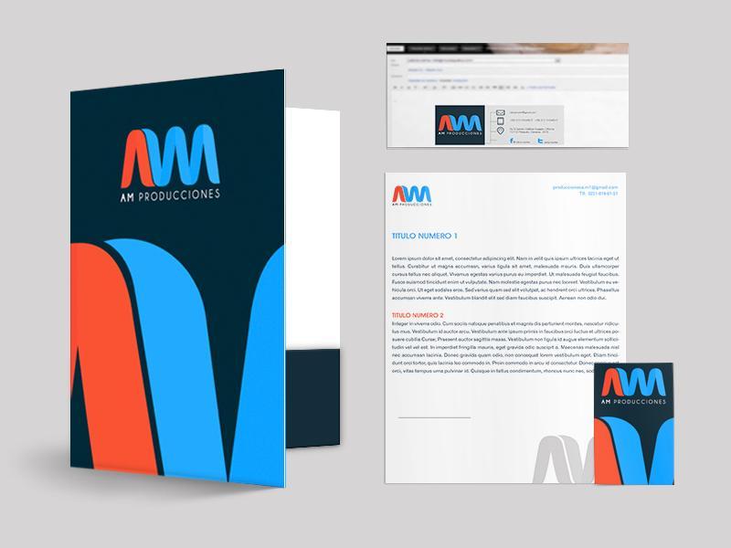 Imagen de Paquete Imagen Corporativa Light por Movidagrafica