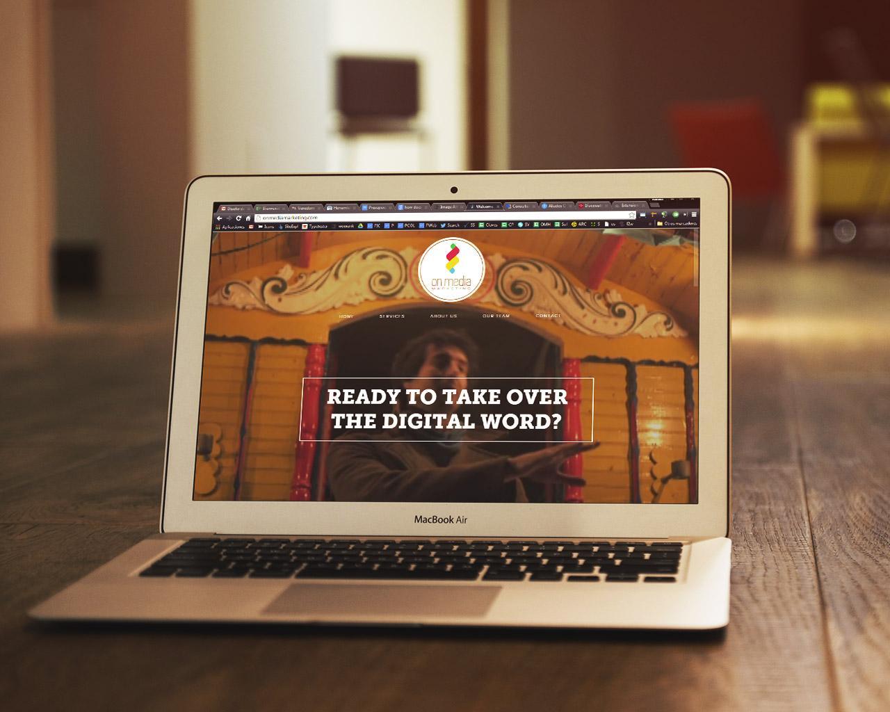 Imagen de On Media Marketing por Movidagrafica