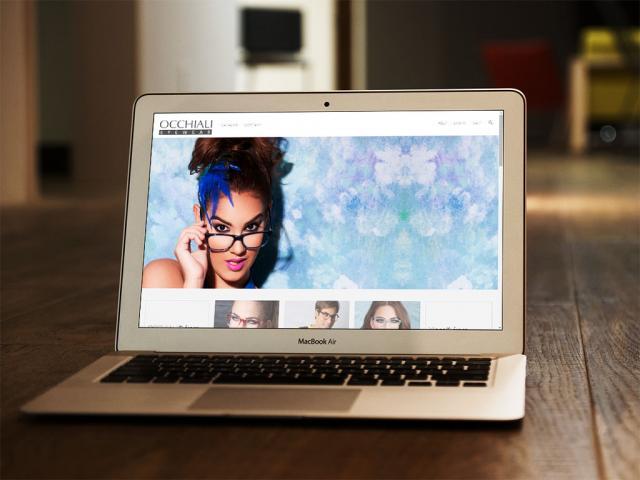 occhiali.us por movidagrafica