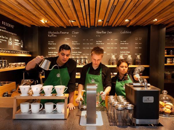 franquicia cafe