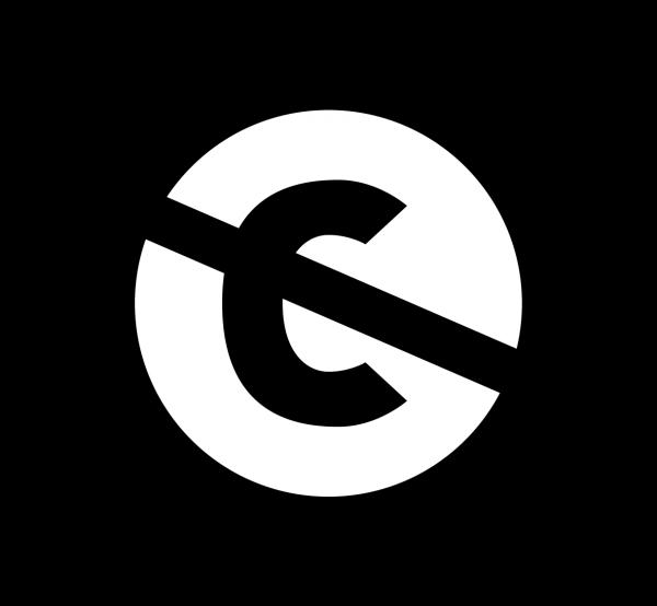 etiqueta dominio publico