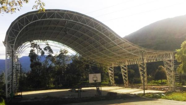 Coliseo de Gianna 100m2