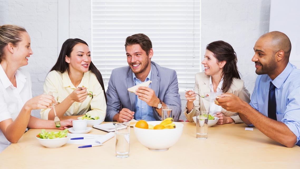 Programa nutricional empresarial