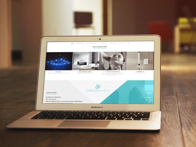 Web site Bathroom Solutions