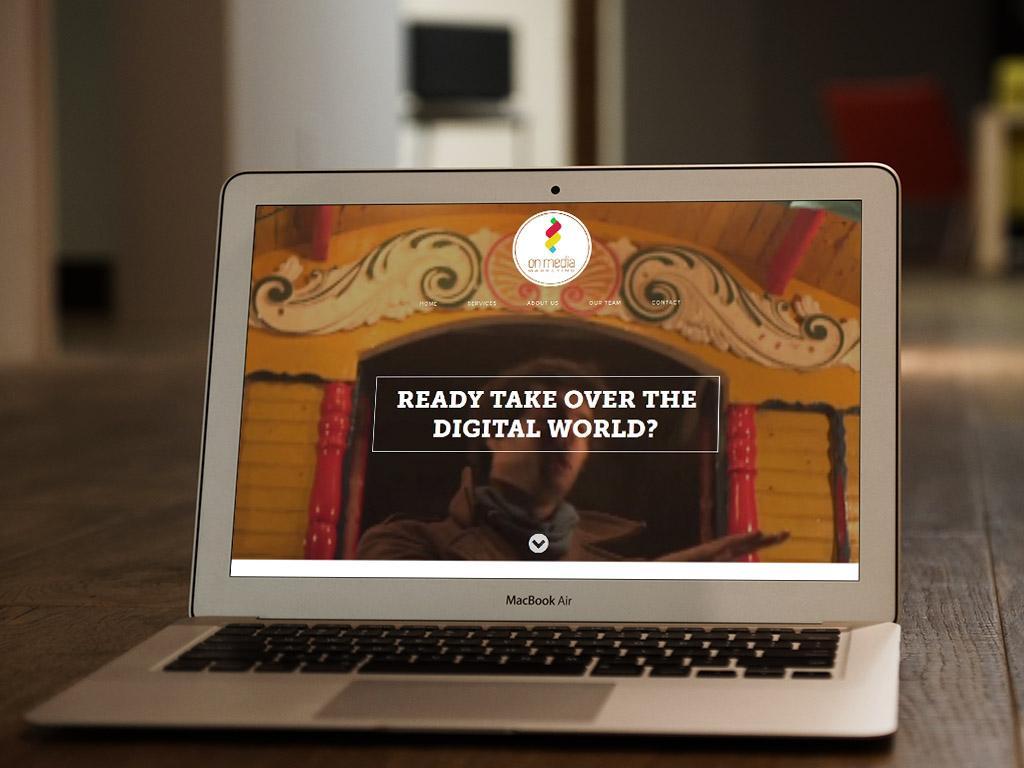 Imagen de OPS: One Page site o Landing Page por Movidagrafica