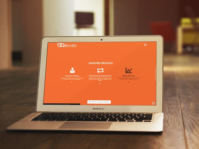 Web site Bendio Advisors