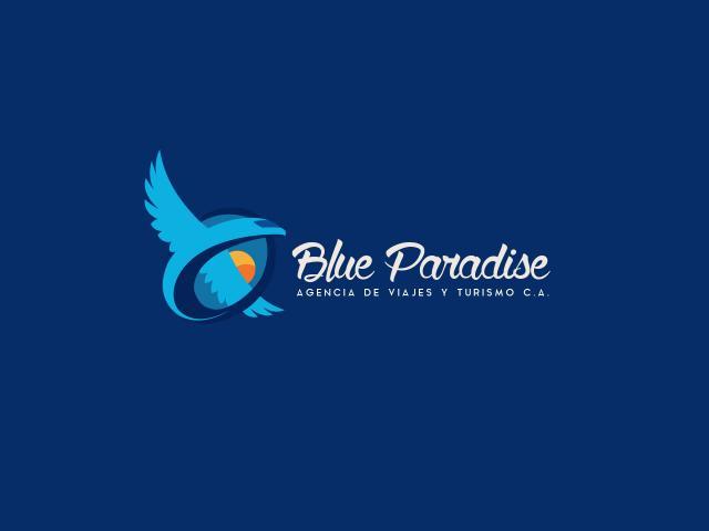 Logo de Blue Paradise Agencia de Viajes